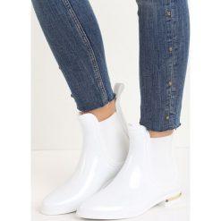 Kalosze damskie: Białe Kalosze Comfortably