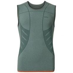 Odlo Koszulka męska Evolution Light Trend zielona r. S. Niebieskie t-shirty męskie marki Odlo, l. Za 105,90 zł.