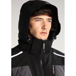 Icepeak NEVILLE Kurtka snowboardowa black. Czarne kurtki narciarskie męskie marki Icepeak, m, z materiału. W wyprzedaży za 535,20 zł.