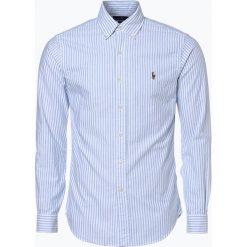 Koszule męskie na spinki: Polo Ralph Lauren – Koszula męska, niebieski