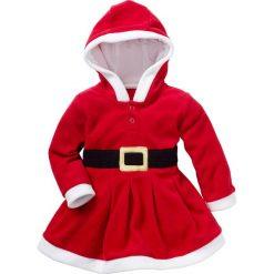 Sukienki niemowlęce: Sukienka świąteczna dla niemowląt bonprix czerwony