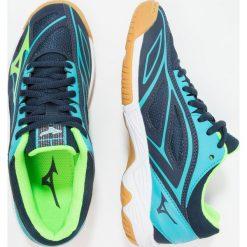 Mizuno WAVE STAR 2 MIRAGE Obuwie do piłki ręcznej dress blues/green gecko/peacock blue. Czerwone buty do koszykówki damskie marki Mizuno. Za 249,00 zł.