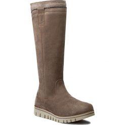 Kozaki MARCO TOZZI - 2-26651-29 Taupe Ant Comb 334. Szare buty zimowe damskie marki Marco Tozzi, z materiału. W wyprzedaży za 319,00 zł.