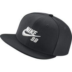 Czapka Nike SB Icon Pro (628683-013). Białe czapki z daszkiem męskie Nike. Za 99,99 zł.