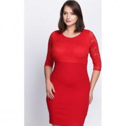 Czerwona Sukienka Sleeping Beauty. Czerwone sukienki hiszpanki Born2be, l, mini. Za 59,99 zł.