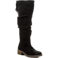Buty zimowe damskie: Kozaki TAMARIS - 1-25615-29 Black 001