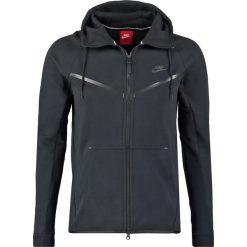 Bejsbolówki męskie: Nike Sportswear TECH FULL ZIP WINDRUNNER HOODIE Bluza z kapturem black/black