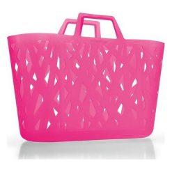 Torba Nestbasket Neon Pink. Różowe torby plażowe Reisenthel. Za 69,00 zł.