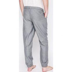 Tommy Hilfiger - Spodnie piżamowe. Szare piżamy męskie TOMMY HILFIGER, l, z bawełny. W wyprzedaży za 119,90 zł.