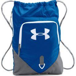 Plecak męski Undeniable Sackpack niebieski (1261954-400). Niebieskie plecaki męskie Under Armour. Za 144,52 zł.