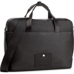 Torba na laptopa PORSCHE DESIGN - Voyager 2.0 4090002587 Black 900. Czarne plecaki męskie marki Porsche Design, ze skóry. W wyprzedaży za 1919,00 zł.