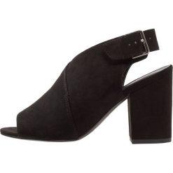 Sandały damskie: New Look TOODLES Sandały na obcasie black