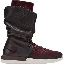 """Buty Nike Wmns Roshe Two Hi Flyknit """"Deep Burgundy"""" (861708-600). Czerwone buty sportowe damskie Nike, z materiału. Za 396,99 zł."""