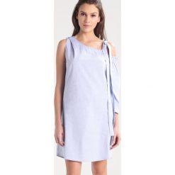 Sukienki hiszpanki: Intropia Sukienka letnia light blue