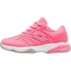 Buty do tenisu damskie: Lotto VIPER ULTRA II Obuwie do tenisa Outdoor pink fluo/white