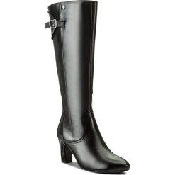 Buty zimowe damskie: Kozaki CAPRICE - 9-25532-29 Black Nappa 022