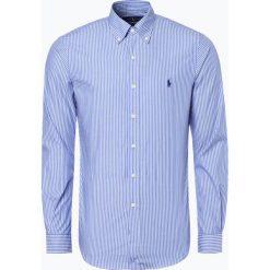 Polo Ralph Lauren - Koszula męska, niebieski. Niebieskie koszule męskie Polo Ralph Lauren, m, polo. Za 349,95 zł.