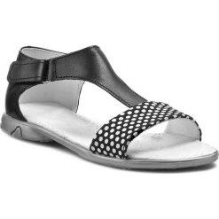 Sandały dziewczęce: Sandały KORNECKI – 03982 W/Czarny/S