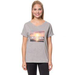 """T-shirty damskie: Koszulka """"Chilled"""" w kolorze szarym"""