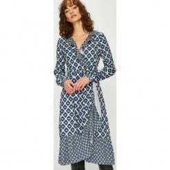 Trendyol - Sukienka. Szare sukienki na komunię marki Trendyol, na co dzień, z elastanu, casualowe, midi, dopasowane. Za 119,90 zł.