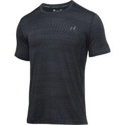 Under Armour Koszulka męska Raid Jacquard M Czarna r. L (1294215-001*L). Białe koszulki sportowe męskie marki Adidas, l, z jersey, do piłki nożnej. Za 105,39 zł.