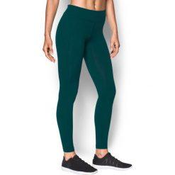 Spodnie sportowe damskie: Under Armour Spodnie damskie Mirror Legging zielone r. S (1302261-919)