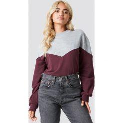 Rut&Circle Bluza Mia - Red,Grey,Multicolor. Czerwone długie bluzy damskie Rut&Circle, z długim rękawem. Za 161,95 zł.