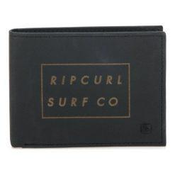 Rip Curl Portfel Męski Czarny Surf Co Rfid All Day. Czarne portfele męskie marki Pakamera, ze skóry. Za 168,00 zł.