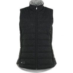Adidas Golf REVERSIBLE QUILTED VEST Kamizelka black. Czarne kamizelki damskie adidas Golf, s, z materiału. Za 479,00 zł.