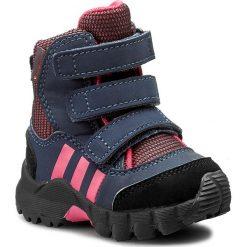 Kozaki dziewczęce: Śniegowce adidas - Cw Holtanna Snow Cf I BB1402 Bahpnk/Bahpnk/Conavy