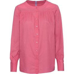 Bluzki damskie: Bluzka bonprix pastelowy różowy
