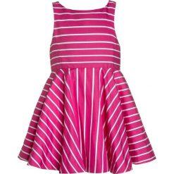 Odzież dziecięca: Polo Ralph Lauren Sukienka letnia pink/white