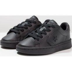 Converse PL 76 Tenisówki i Trampki black. Czarne trampki chłopięce marki Converse, z materiału. W wyprzedaży za 199,20 zł.