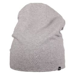 Czapka dziecięca Hex szara (201/20/9450). Szare czapeczki niemowlęce marki Viking. Za 43,48 zł.