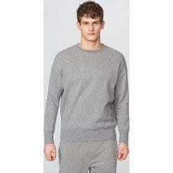 Bluzy męskie: Bluza - Jasny szar