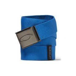 Oakley Pasek Ellipse Web Belt Ozone. Niebieskie paski męskie Oakley, w paski, sportowe. W wyprzedaży za 99,00 zł.