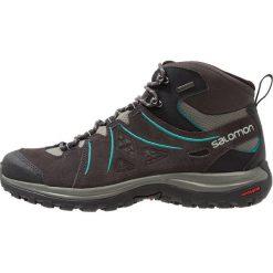 Salomon ELLIPSE 2 MID GTX Buty trekkingowe phantom/castor gray/aruba blue. Szare buty trekkingowe damskie Salomon. Za 659,00 zł.