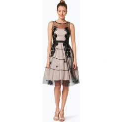 Sukienki hiszpanki: Coast - Damska sukienka koktajlowa – Paola, czarny