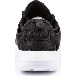 BUTY MĘSKIE SPORTOWE T117 - CZARNE. Czarne buty skate męskie Inny, z materiału. Za 69,00 zł.