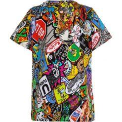 T-shirty chłopięce: MOSCHINO Tshirt z nadrukiem multicolor