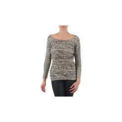 Swetry Yas  AMILIA KNIT PULLOVER. Brązowe swetry klasyczne damskie YAS. Za 279,20 zł.