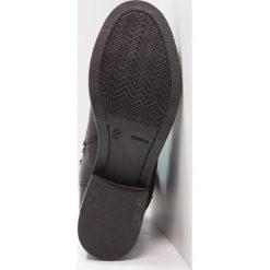 KIOMI Botki sznurowane black. Czarne botki damskie skórzane marki KIOMI, na sznurówki. Za 379,00 zł.