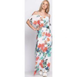 Sukienki: Biała Sukienka Handle It