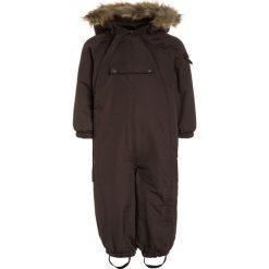 Spodnie niemowlęce: Wheat BABY SNOWSUIT NICKIE Kombinezon zimowy dark brown