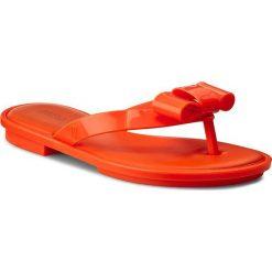 Chodaki damskie: Japonki MELISSA - Gueixa Flat Ad 31858 Neon Orange 06716