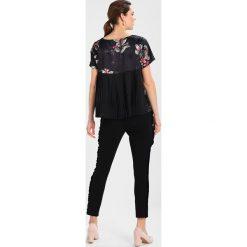 Bluzki asymetryczne: Freequent FREYA PRINT Bluzka black