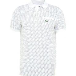 Lacoste Sport Koszulka polo white/inkwell. Białe koszulki polo Lacoste Sport, m, z bawełny. Za 379,00 zł.