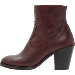 Botki damskie lity: Office ANGIE  Ankle boot bordeaux