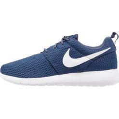 Tenisówki męskie: Nike Sportswear ROSHE ONE Tenisówki i Trampki midnight navy/white/gym blue/black