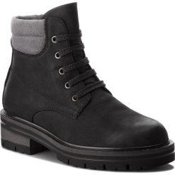 Trapery SERGIO BARDI - Amaseno  FW127352018VF 401. Czarne buty zimowe damskie Sergio Bardi, z nubiku. W wyprzedaży za 189,00 zł.